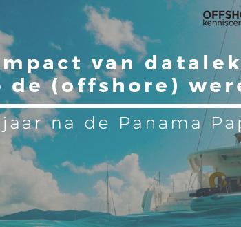De impact van datalekken op de offshore wereld een jaar na de Panama Papers