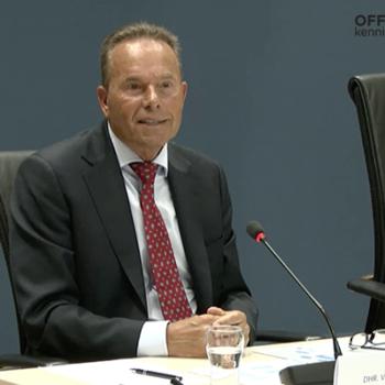 Openbaar verhoor de heer Jan van Koningsveld 7 juni 2017 Parlementaire ondervragingscommissie Fiscale constructies